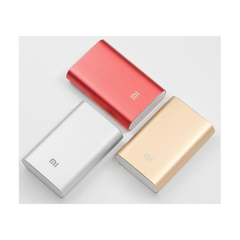 Внешний аккумулятор на 10400mAh 2.1 Ампера с USB-портом Xiaomi Mi + алюминиевый корпус (оригинал) 186617