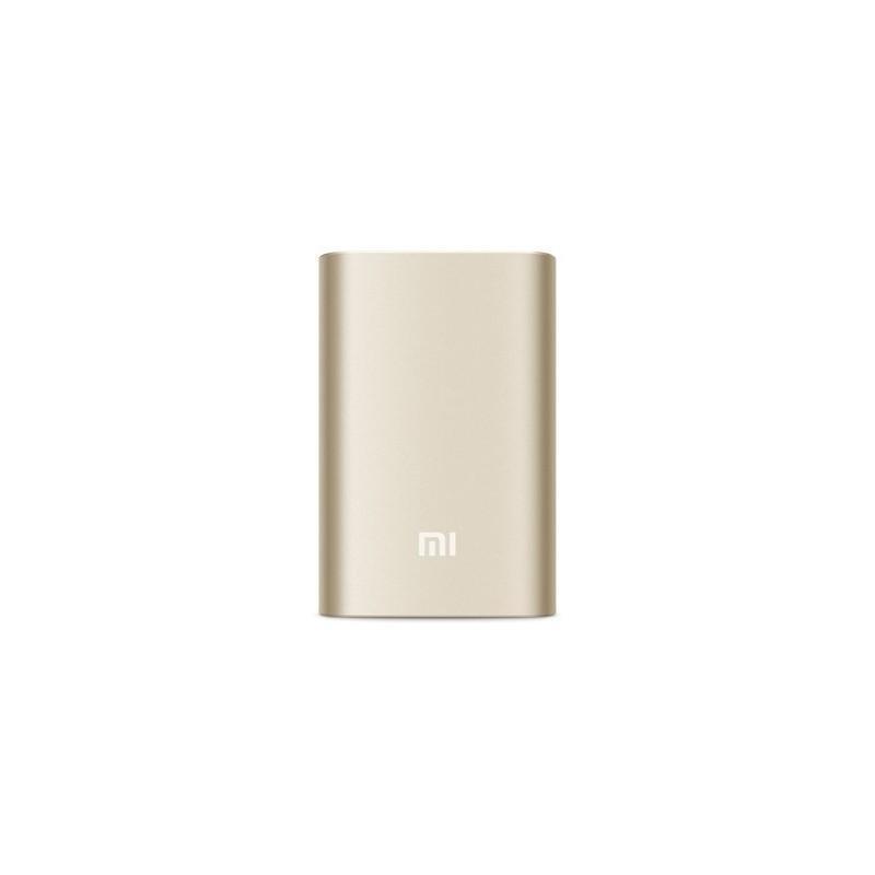 Внешний аккумулятор на 10400mAh 2.1 Ампера с USB-портом Xiaomi Mi + алюминиевый корпус (оригинал) 186623