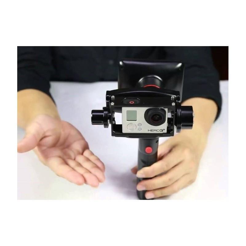 Стабилизатор-стедикам Wenpod GP1 с экраном 3,5 дюйма для камеры GoPro Hero 3, 3+, 4 183580