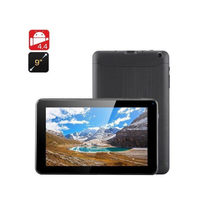 "Планшет ""Multipad"" – Android  4.4, экран 9 дюймов, мультитач 10 точек, OTG"
