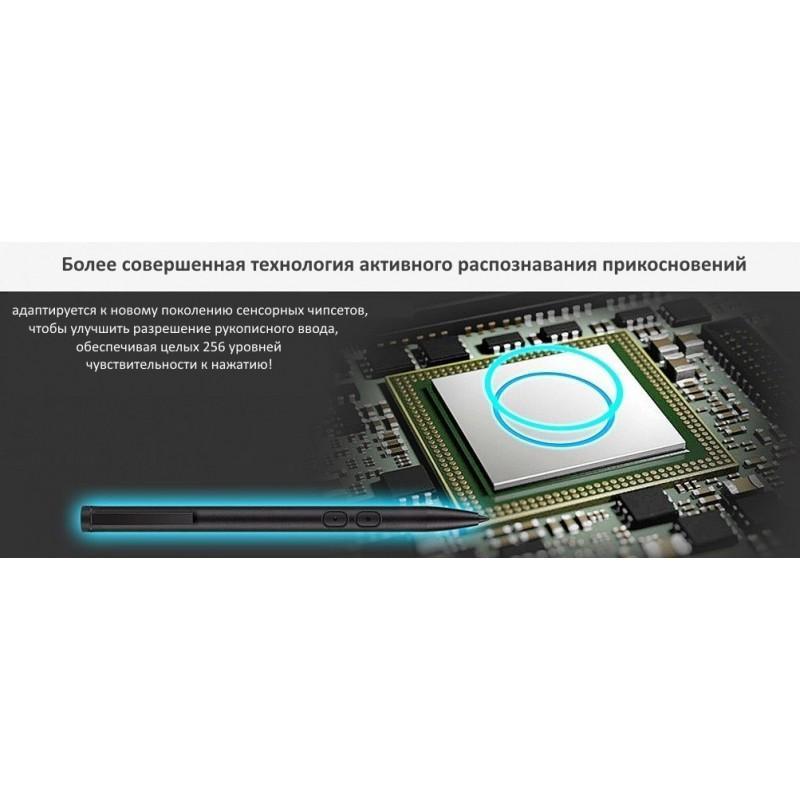 Активный стилус для Teclast X2 Pro/X16 Pro/X16 Power/X3 Pro – наконечник 1.2 мм, 256 уровней силы нажатия, 250 часов работы 183599