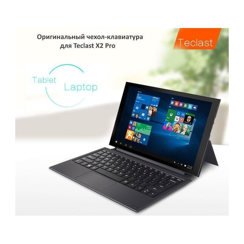 Чехол-клавиатура для планшета Teclast X2 Pro (черный) 183608