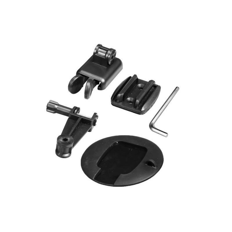 Комплект защитных и монтажных аксессуаров для iPhone 5 и 5S (для велосипеда, шлема) 186962