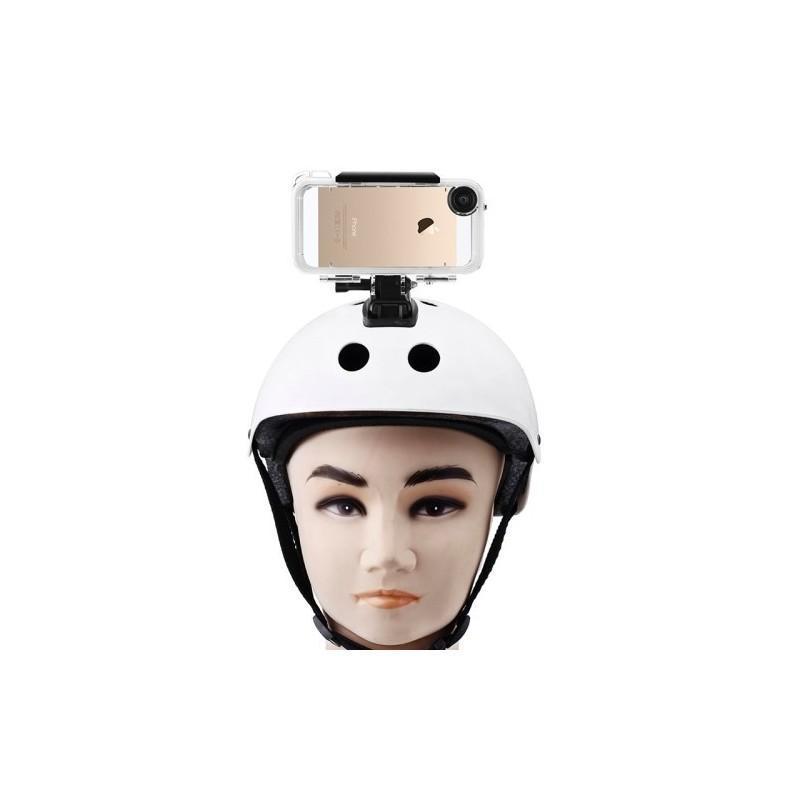 Комплект защитных и монтажных аксессуаров для iPhone 5 и 5S (для велосипеда, шлема) 186965
