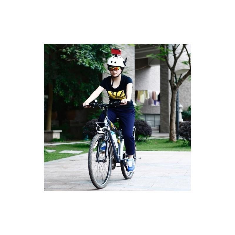 Комплект защитных и монтажных аксессуаров для iPhone 5 и 5S (для велосипеда, шлема) 186972