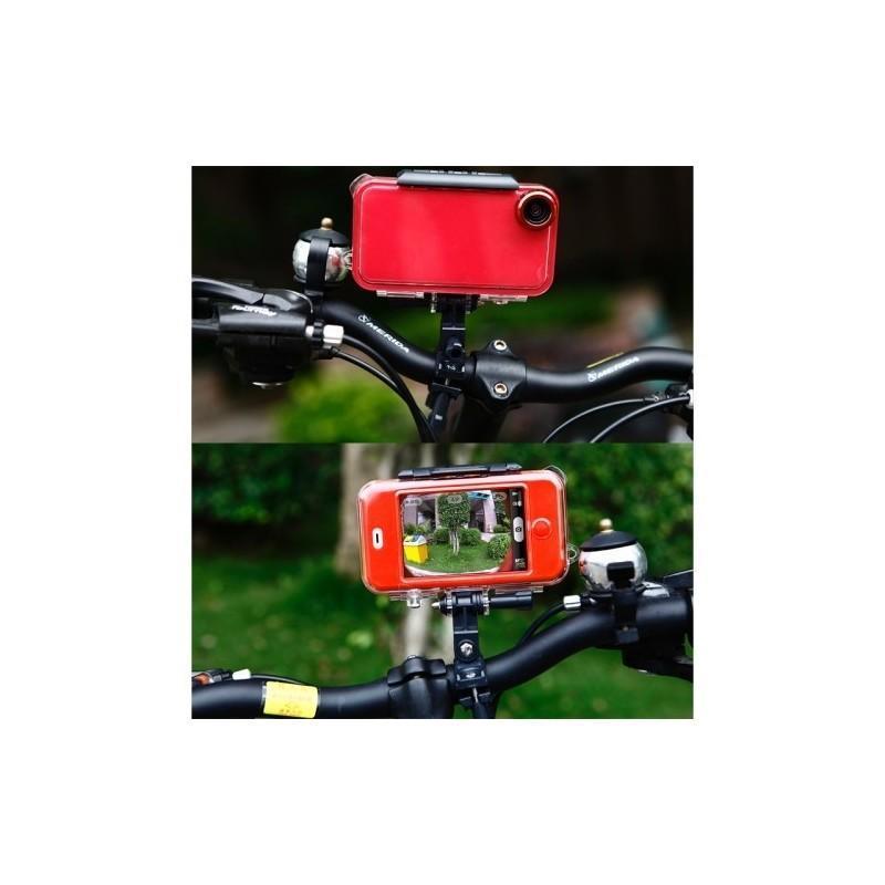 Комплект защитных и монтажных аксессуаров для iPhone 5 и 5S (для велосипеда, шлема) 186973