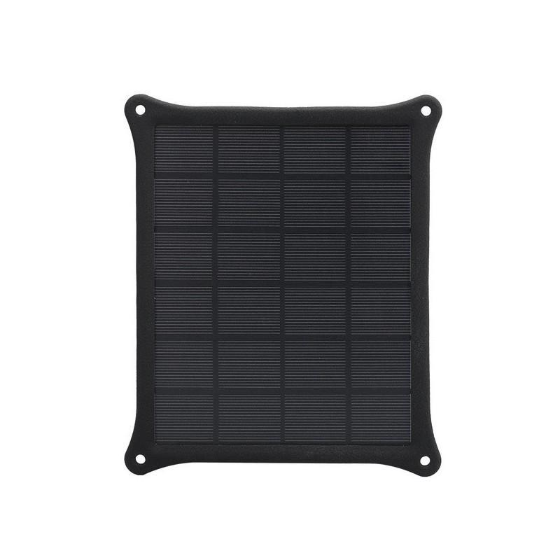 Портативное зарядное устройство – монокристаллическая солнечная панель SolarCrystal-S95 5W погодостойкая IP55, USB 187067