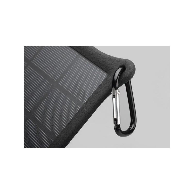 Портативное зарядное устройство – монокристаллическая солнечная панель SolarCrystal-S95 5W погодостойкая IP55, USB 187071