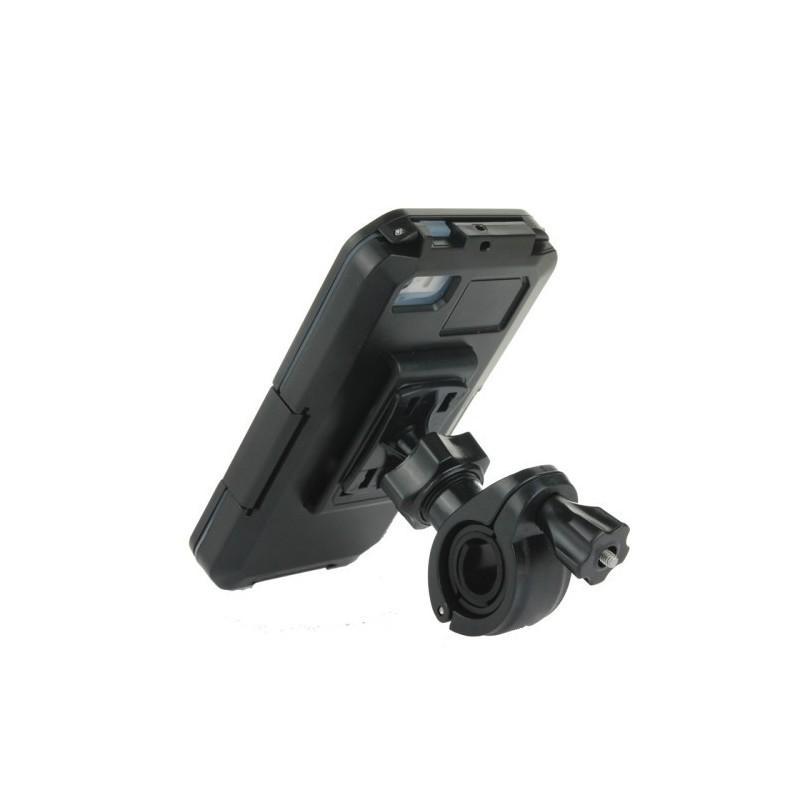 Велосипедный водонепроницаемый чехол для iPhone 5 и 5s с вращающимся креплением (на 360 градусов) 187094