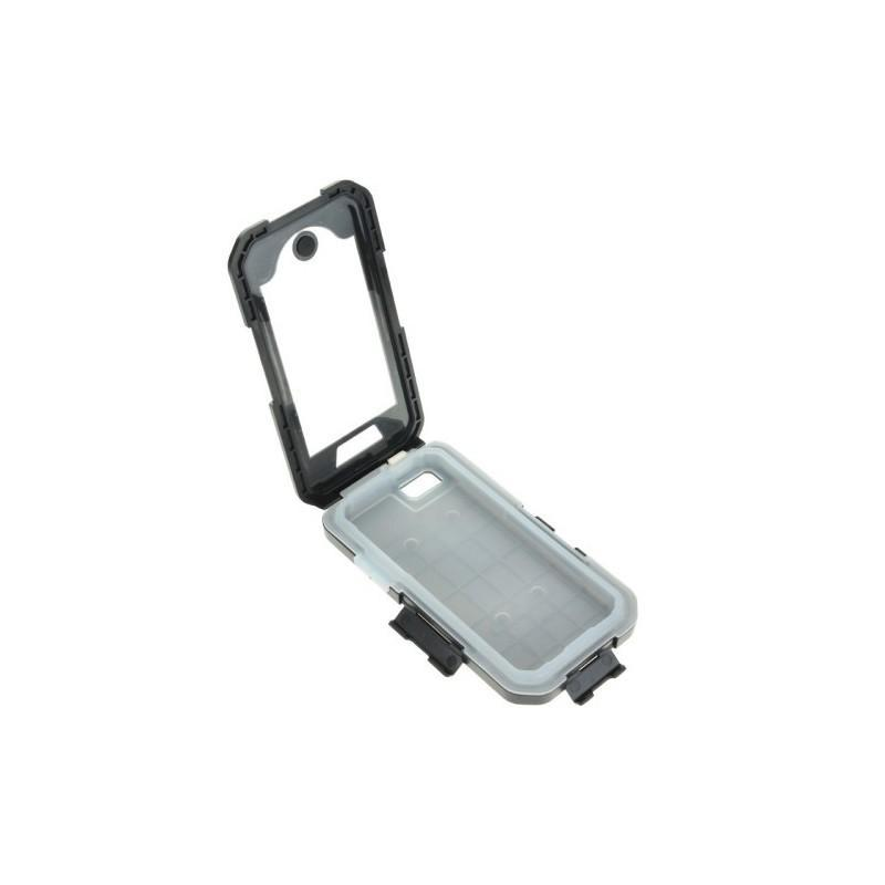 Велосипедный водонепроницаемый чехол для iPhone 5 и 5s с вращающимся креплением (на 360 градусов) 187095