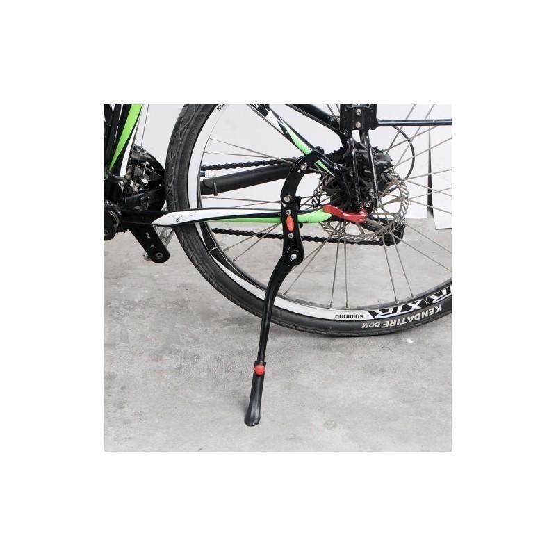 Регулируемая откидная подставка OQSPORT из алюминия для парковки горного велосипеда