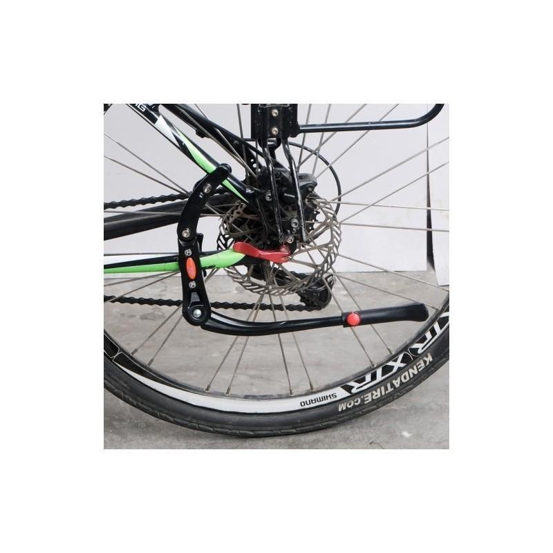 Регулируемая откидная подставка OQSPORT из алюминия для парковки горного велосипеда 187206