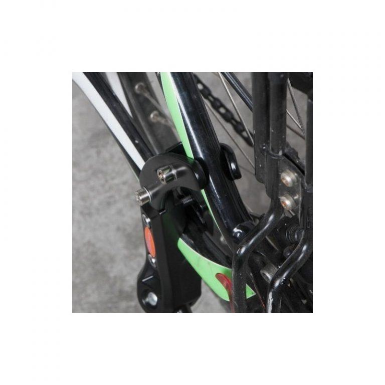 5062 - Регулируемая откидная подставка OQSPORT из алюминия для парковки горного велосипеда