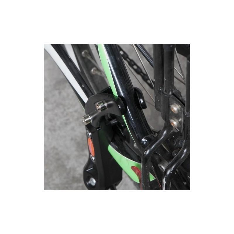Регулируемая откидная подставка OQSPORT из алюминия для парковки горного велосипеда 187207