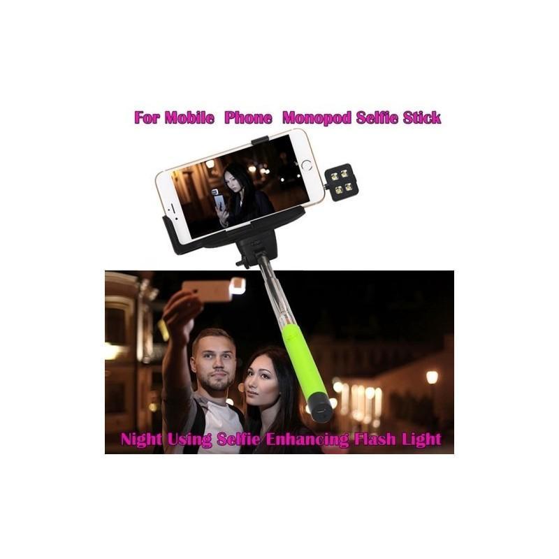 Универсальная внешняя светодиодная вспышка Flash In Night для телефона, планшета или цифровой камеры (Android, iOS, WP) 187224