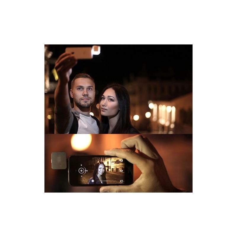 Универсальная внешняя светодиодная вспышка Flash In Night для телефона, планшета или цифровой камеры (Android, iOS, WP) 187228