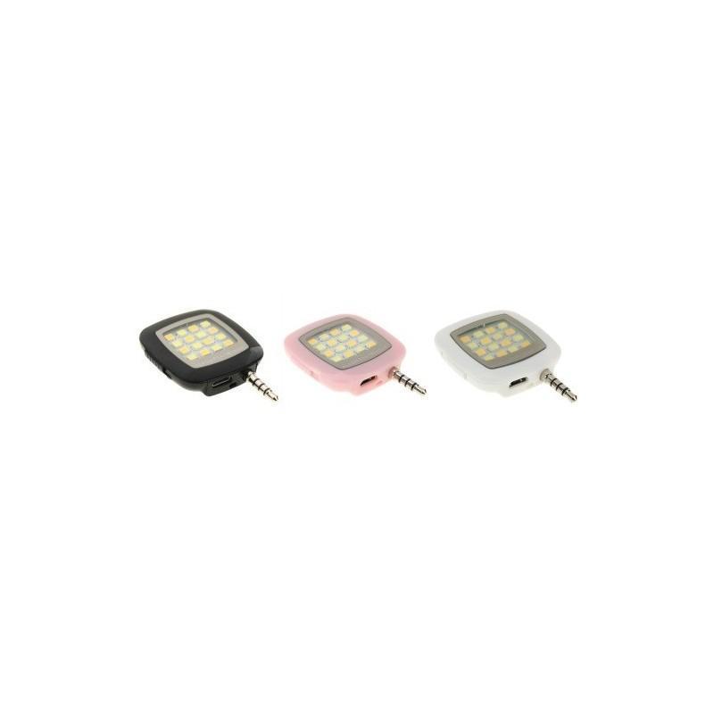Универсальная внешняя светодиодная вспышка Flash In Night для телефона, планшета или цифровой камеры (Android, iOS, WP) 187231