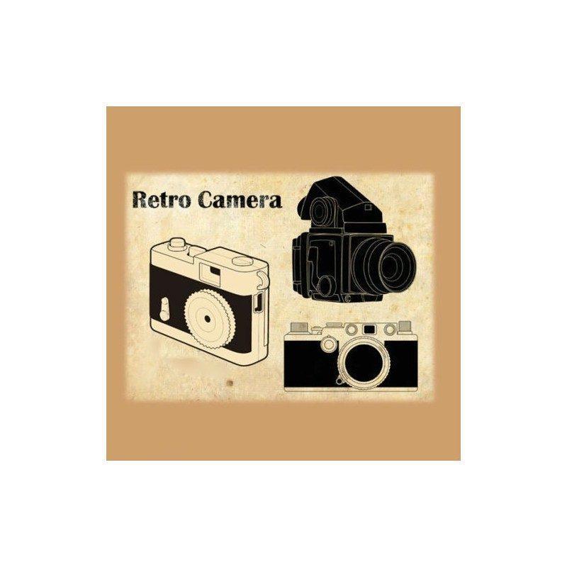 Цифровая детская ретро-камера Retro-DC-0003