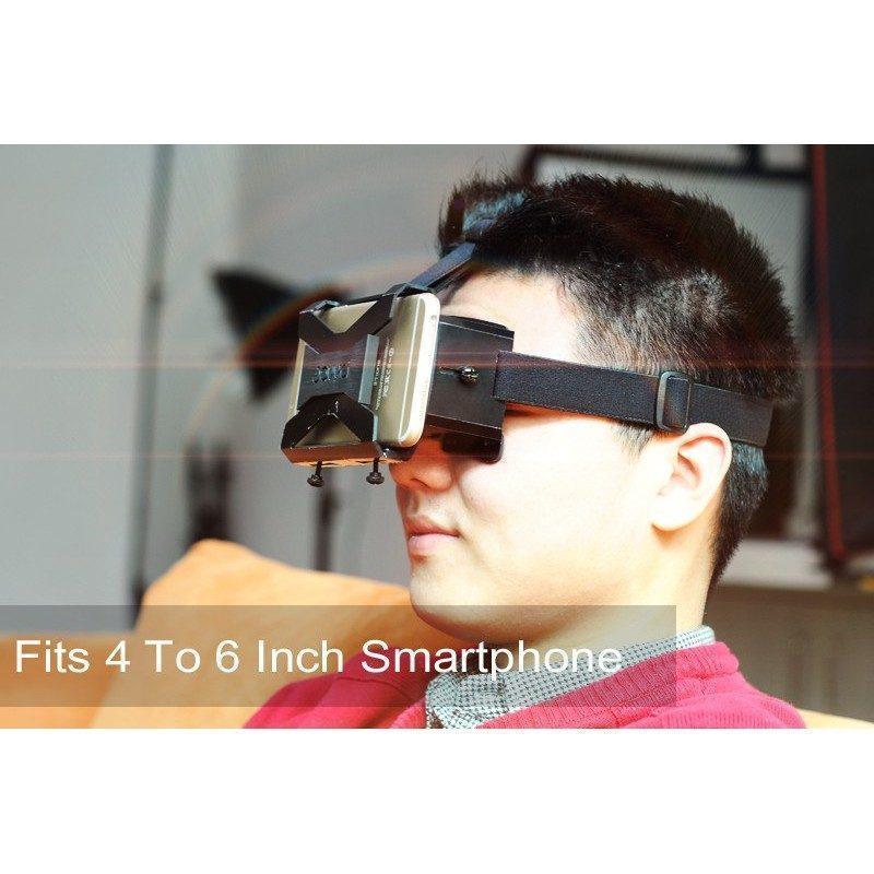 3D-очки виртуальной реальности для 4-6″ смартфонов с регулируемым фокусом и  межзрачковым расстоянием