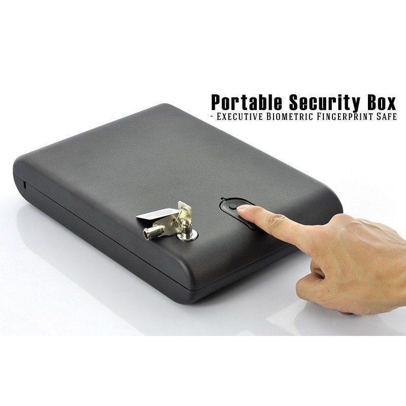 Портативный биометрический сейф