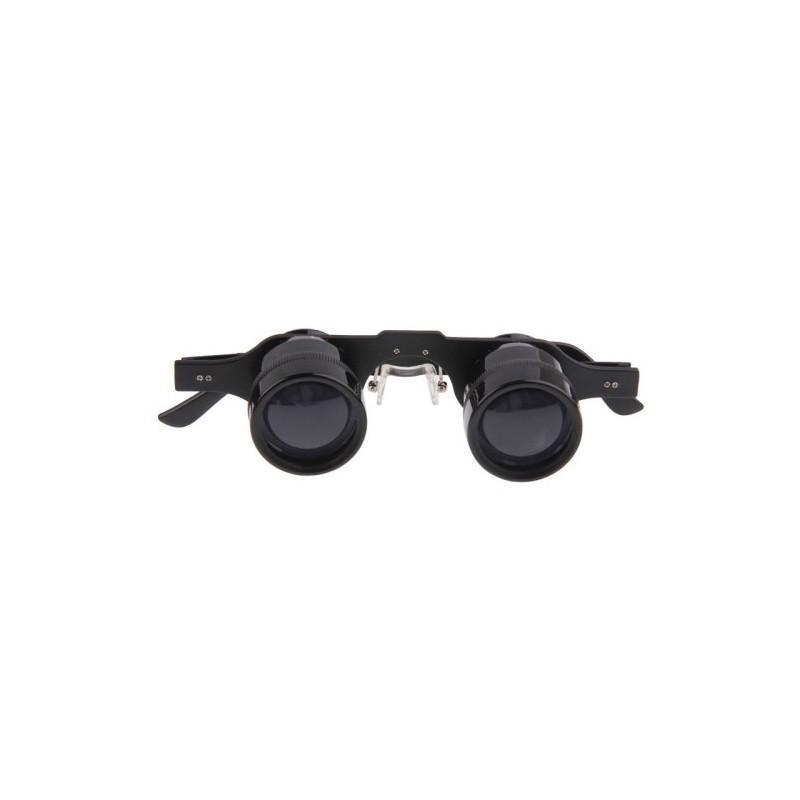 Телескопические очки-бинокль 10×34 с 10-кратным увеличением, защитой от солнца и небольшим уровнем ночного видения 187317