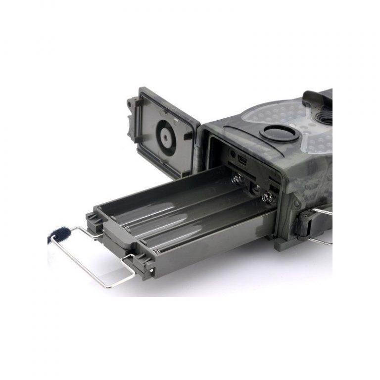 5624 - Охотничья камера Photocatcher   фотоловушка HC300M - видео 1080p, 2 ИК-датчика движения, ночное видение, слежение через MMS