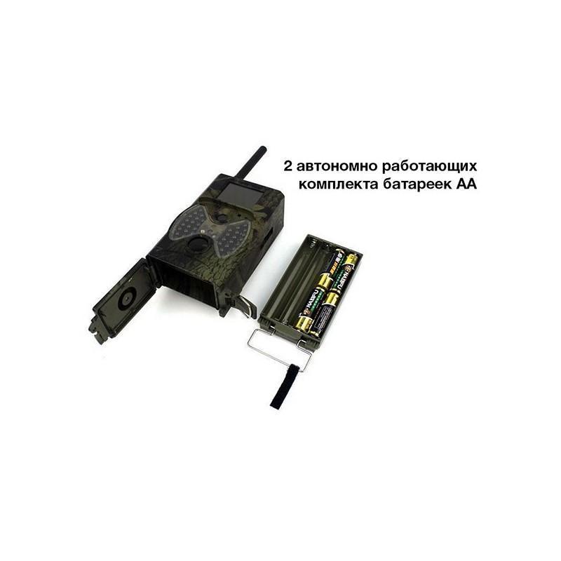 Охотничья камера Photocatcher | фотоловушка HC300M – видео 1080p, 2 ИК-датчика движения, ночное видение, слежение через MMS 187706