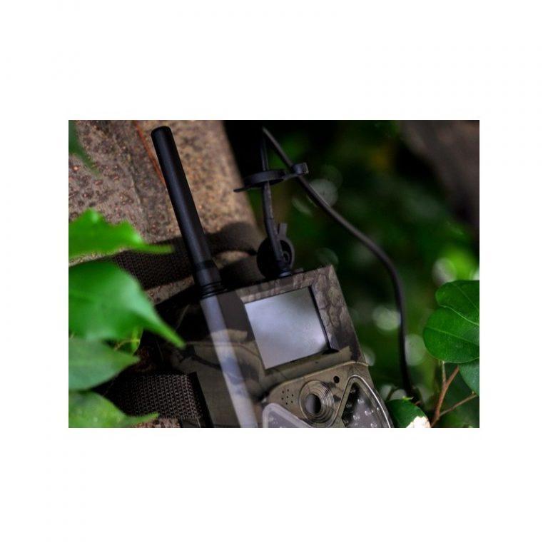 5632 - Охотничья камера Photocatcher   фотоловушка HC300M - видео 1080p, 2 ИК-датчика движения, ночное видение, слежение через MMS