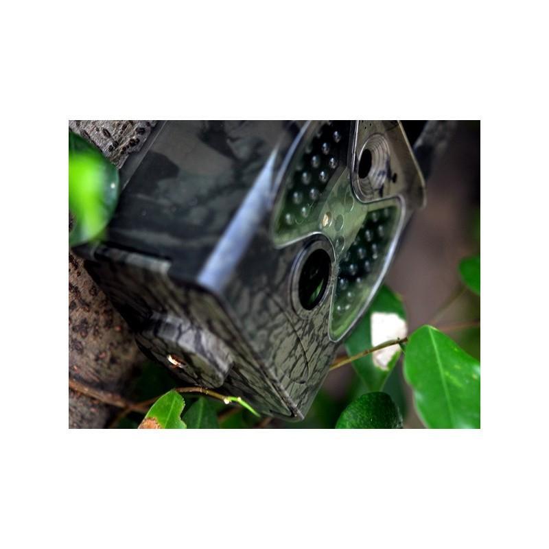 Охотничья камера Photocatcher | фотоловушка HC300M – видео 1080p, 2 ИК-датчика движения, ночное видение, слежение через MMS 187709