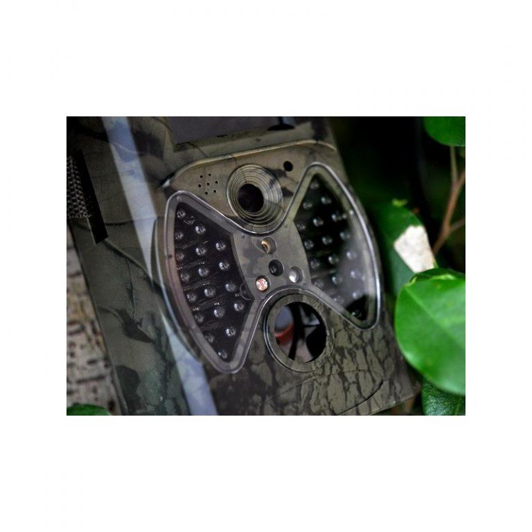 5634 - Охотничья камера Photocatcher   фотоловушка HC300M - видео 1080p, 2 ИК-датчика движения, ночное видение, слежение через MMS