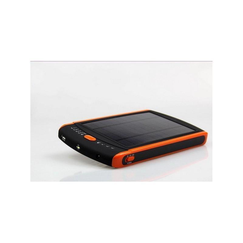Универсальная солнечная зарядка/внешний аккумулятор 23 000 мАч SolarJet S32 ECO, 5-19В  (поддерживает ноутбуки и планшеты) 187712