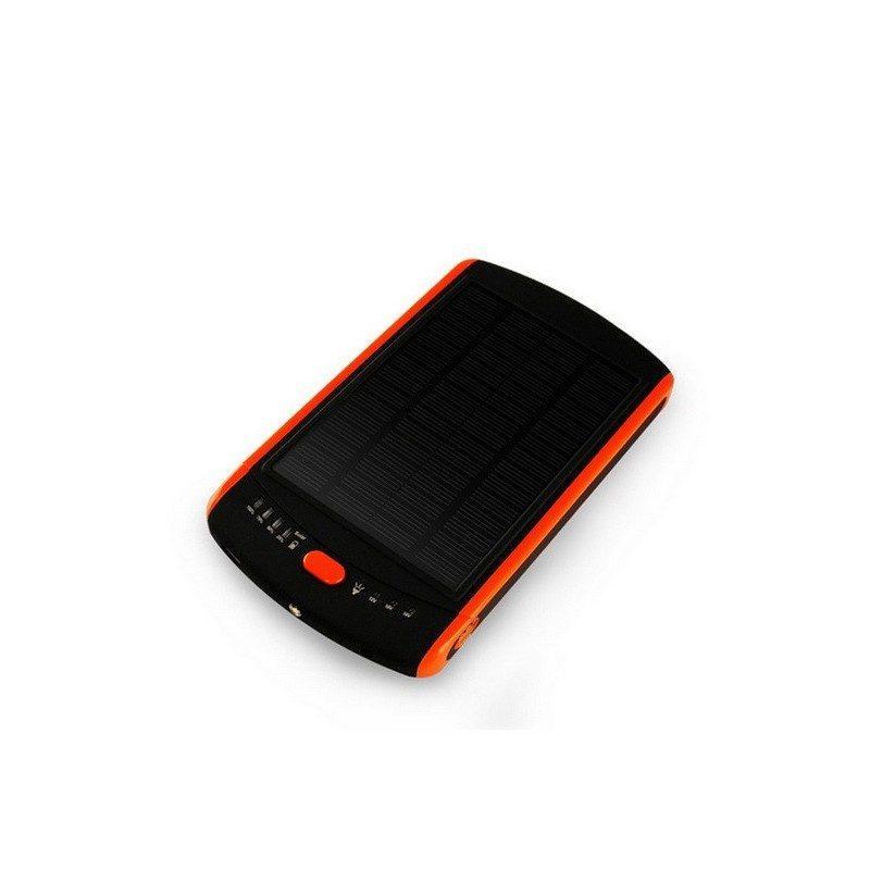 Универсальная солнечная зарядка/внешний аккумулятор 23 000 мАч SolarJet S32 ECO, 5-19В  (поддерживает ноутбуки и планшеты)