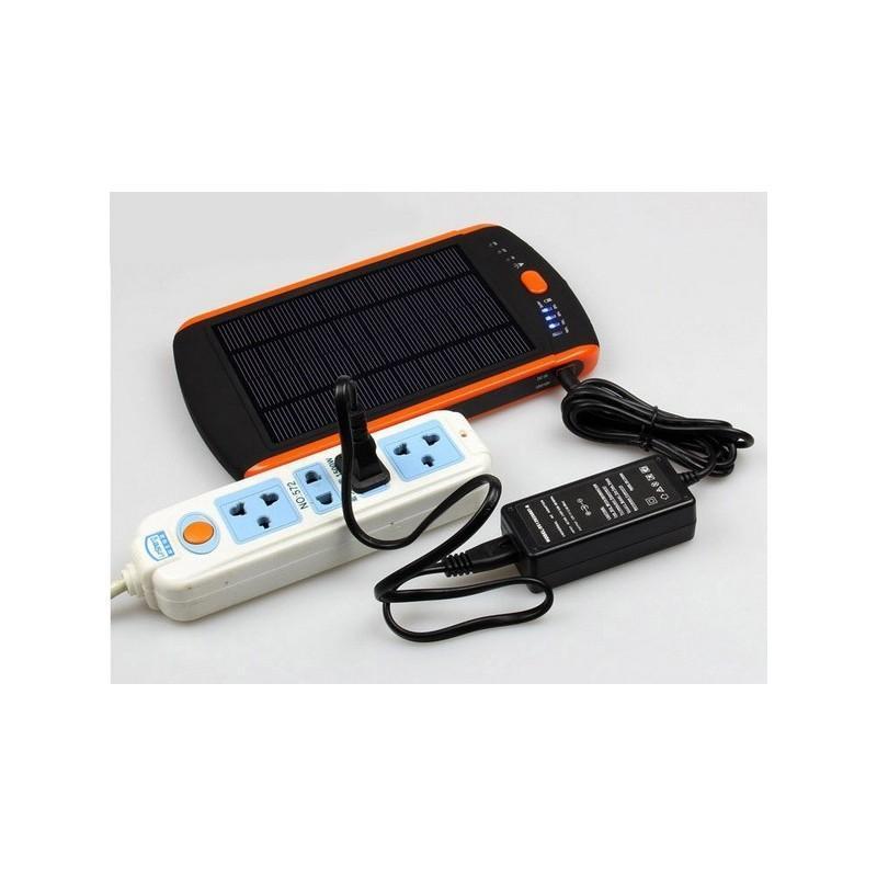 Универсальная солнечная зарядка/внешний аккумулятор 23 000 мАч SolarJet S32 ECO, 5-19В  (поддерживает ноутбуки и планшеты) 187722