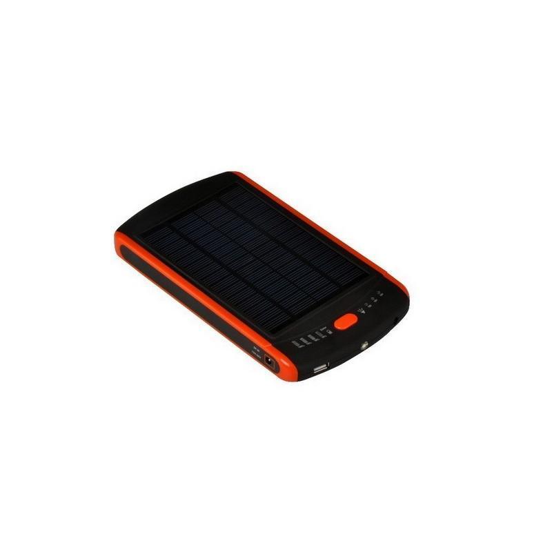 Универсальная солнечная зарядка/внешний аккумулятор 23 000 мАч SolarJet S32 ECO, 5-19В  (поддерживает ноутбуки и планшеты) 187729