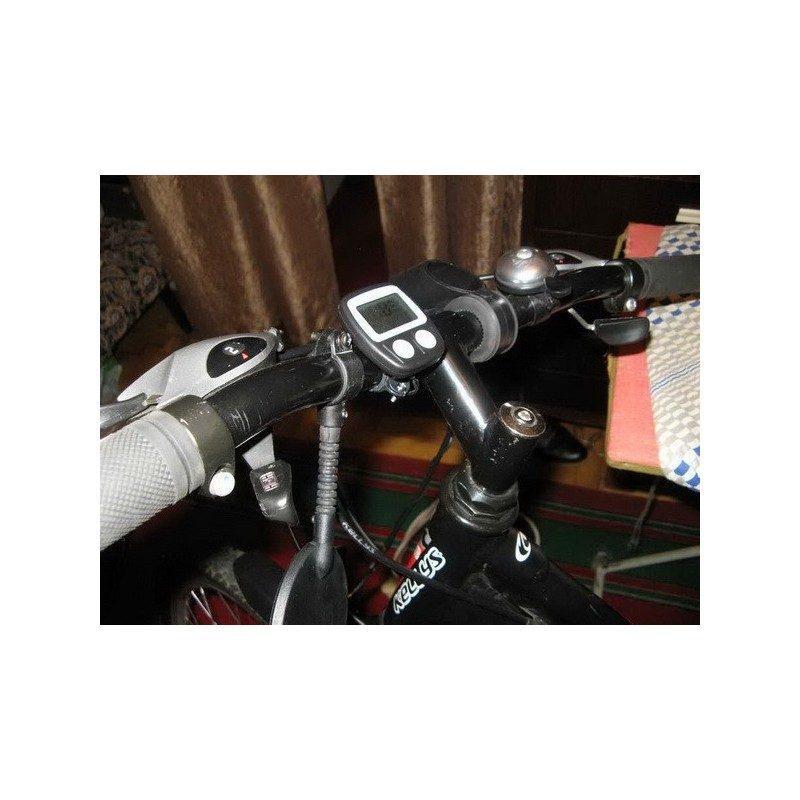 Велосипедный компьютер OG-0501 – ЖК-монитор, одометр, спидометр