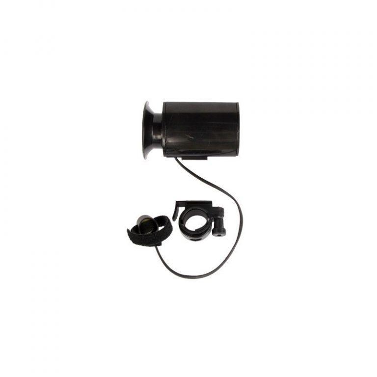 5729 - Клаксон для велосипеда OG-0339 - 6 сигналов, крепление