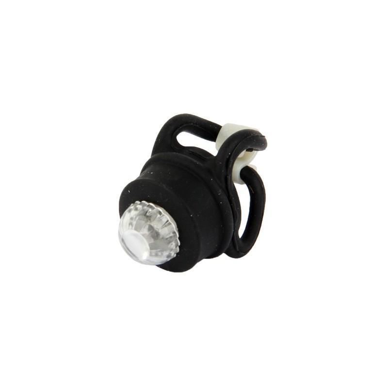 Светодиодные цветные фонари OG-0092B (черные) – 2 штуки, 2 режима света, задний велосипедный фонарь 187797