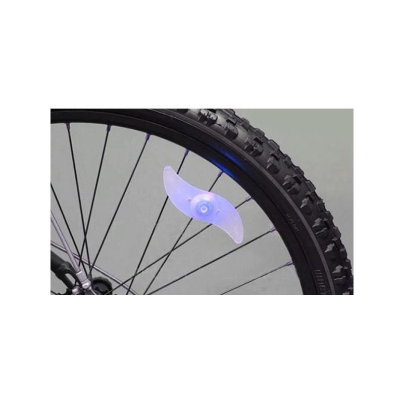 Силиконовая светодиодная подсветка для спиц колеса велосипеда OG-0065 187826