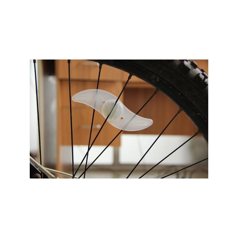 Силиконовая светодиодная подсветка для спиц колеса велосипеда OG-0065 187835