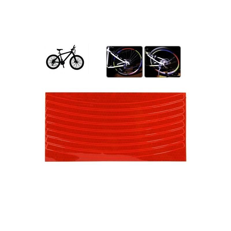 Светоотражающие наклейки для колеса велосипеда OG-0029 187840