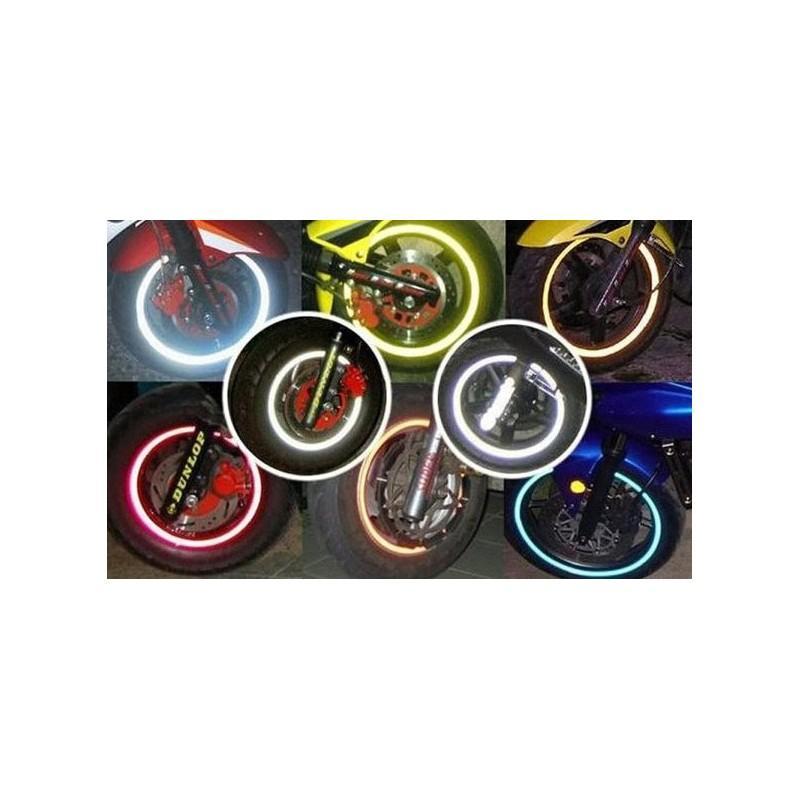 Светоотражающие наклейки для колеса велосипеда OG-0029 187845