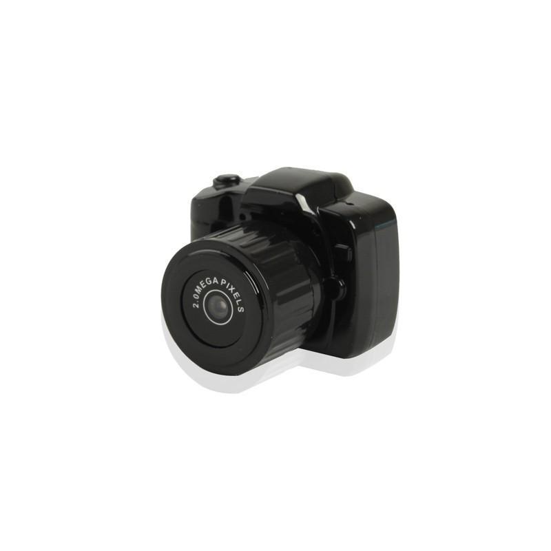 Самая маленькая камера Y3000 HD – 720р, 2 МП, Micro SD 183678