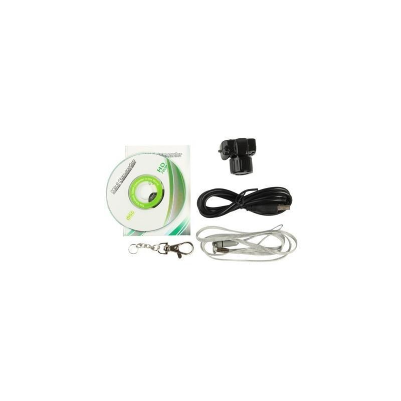 Самая маленькая камера Y3000 HD – 720р, 2 МП, Micro SD 183681