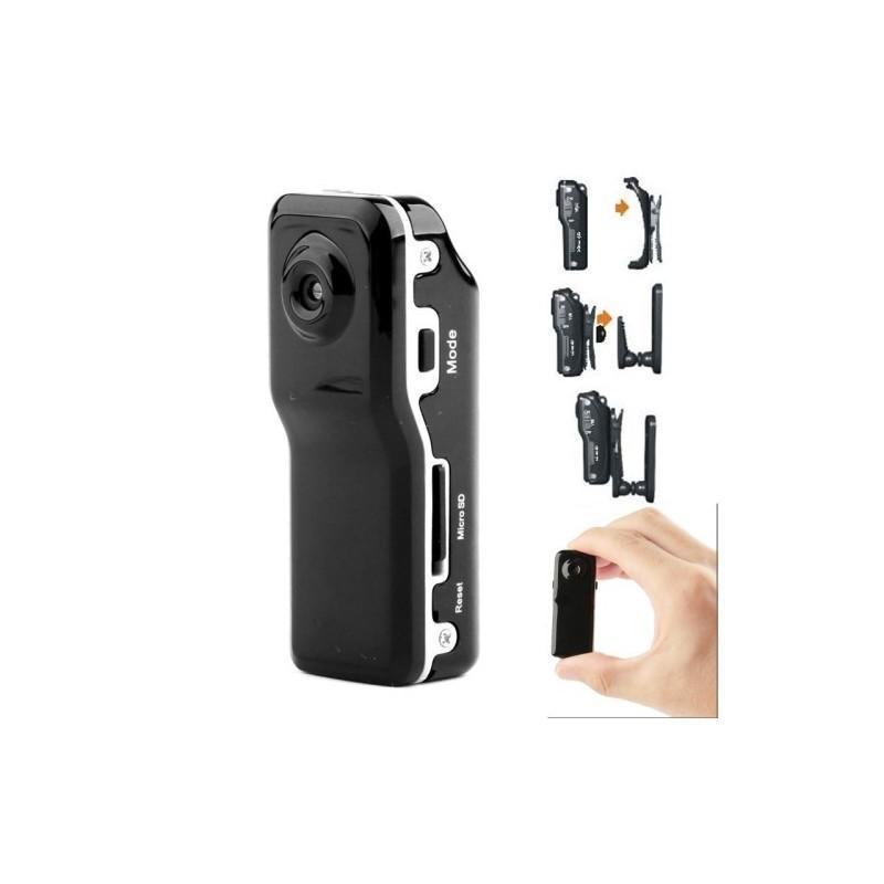 Мини-камера MD80, датчик звука, 720p, до 250 часов работы, Micro SD 183690