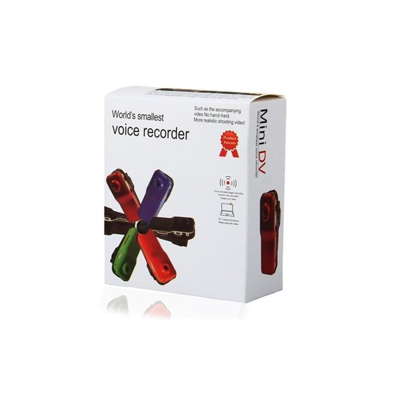 Мини-камера MD80, датчик звука, 720p, до 250 часов работы, Micro SD 183697