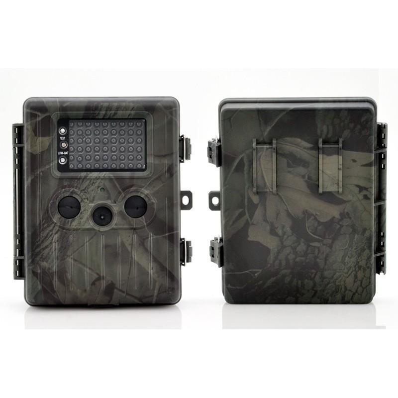 Автономная наружная GSM-камера наблюдения Photohunter OG-27 (датчик движения, ночное видение, солнечная панель, отправка MMS) 188056