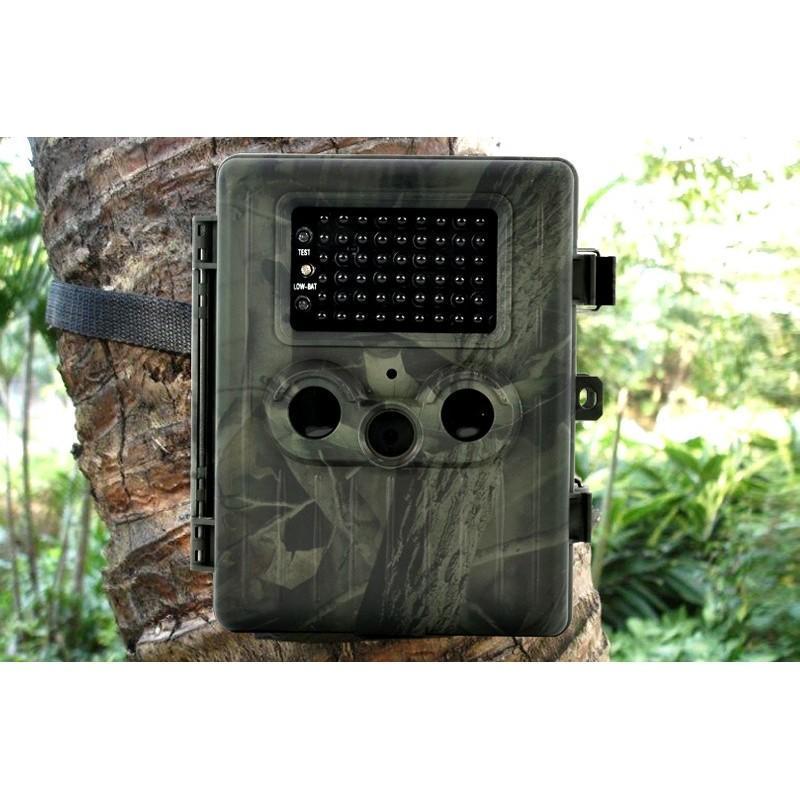 Автономная наружная GSM-камера наблюдения Photohunter OG-27 (датчик движения, ночное видение, солнечная панель, отправка MMS) 188060