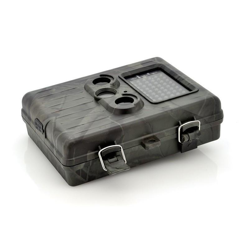Автономная наружная GSM-камера наблюдения Photohunter OG-27 (датчик движения, ночное видение, солнечная панель, отправка MMS) 188061