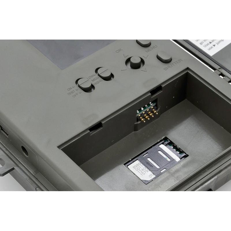 Автономная наружная GSM-камера наблюдения Photohunter OG-27 (датчик движения, ночное видение, солнечная панель, отправка MMS) 188062