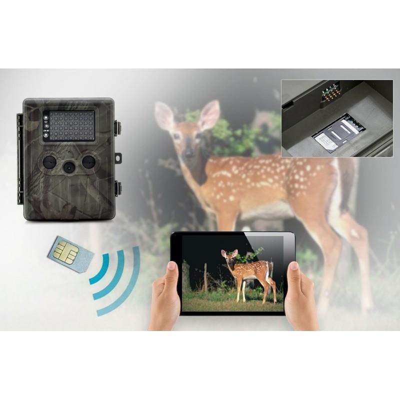 Автономная наружная GSM-камера наблюдения Photohunter OG-27 (датчик движения, ночное видение, солнечная панель, отправка MMS) 188065